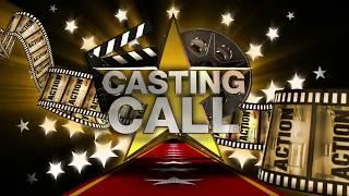 Casting Call: December 13, 2017