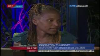 JKL: Inspirational Thursday; Kanja Wangu explains her car jack and rape ordeal, /11/16 part 1