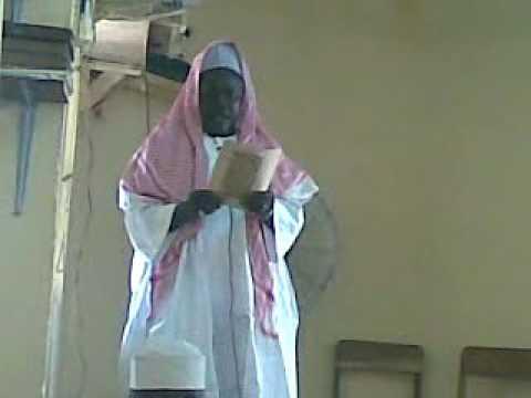 Sheikh Malam zakari ya'u katsina