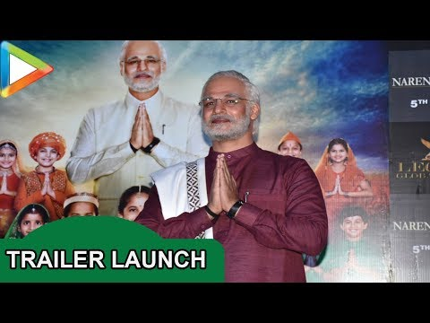 PM Narendra Modi | Official Trailer Launch with Cast | Vivek Oberoi | Omung Kumar |
