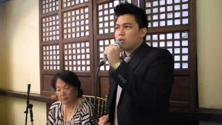 Kailan Pa Ma'y Ikaw - Christian Bautista (By Jerome Lim)