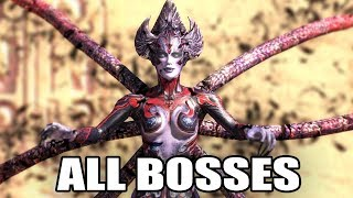 Serious Sam 3: BFE - All Bosses (With Cutscenes) HD 1080p60 PC