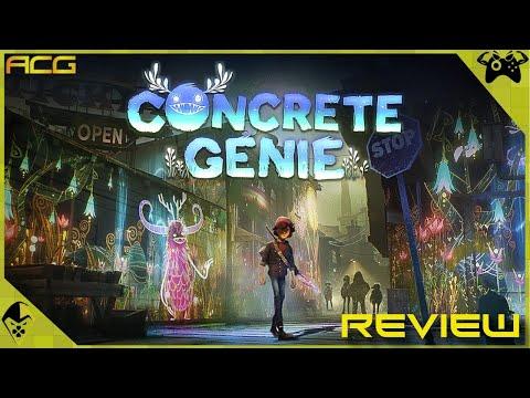 Concrete Genie Review video thumbnail