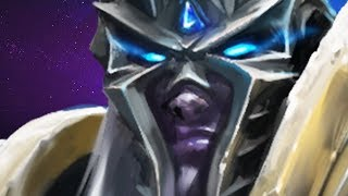 ♥ Damage Arfas - Heroes of the Storm (HotS Gameplay)