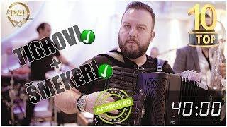 Borko I Tigrovi X Šmekeri X Milan Strašni    Uvodni Splet Kola 40 Min. (As Lazić)