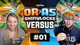 THE IMPOSTER!? | Pokemon ORAS Shinylocke Versus EP01