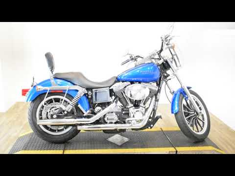 2002 Harley-Davidson FXDL  Dyna Low Rider® in Wauconda, Illinois