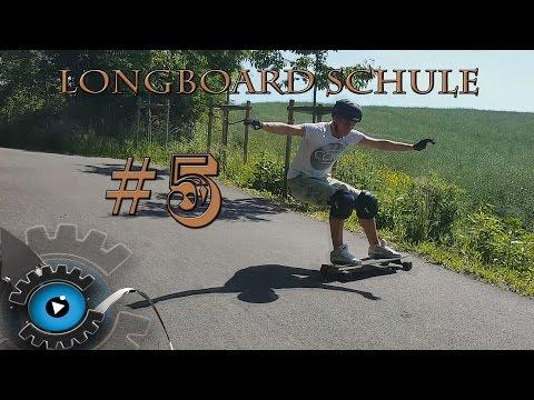 Longboard-Schule #5 – Sliden – Longboard  Trick für Anfänger [Deutsch/German]