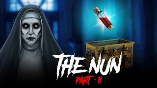 The Nun Hindi Horror Story Part 2 | सच्ची कहानी | Khooni Monday E78 🔥🔥🔥