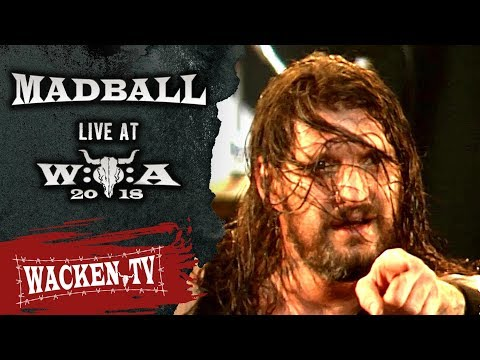 Madball - Live at Wacken Open Air 2018