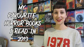 My Favourite Horror Books 2019