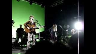 Damien Rice & Lisa Hannigan - The Professor And La Fille Danse Live @ Transbordeur Lyon