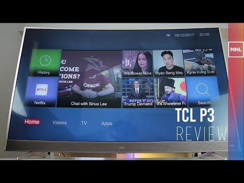 TCL P3 Review - Best FHD Curved Smart TV for $700?
