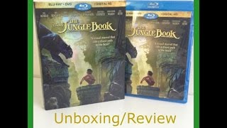 Disney's The Jungle Book 2016 | Unboxing and Mini Review