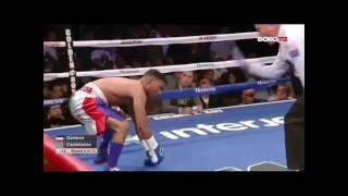Юриоркис Гамбоа vs Робинсон Кастельянос. Нокдауны!
