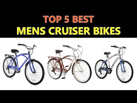 Best Mens Cruiser Bikes 2018