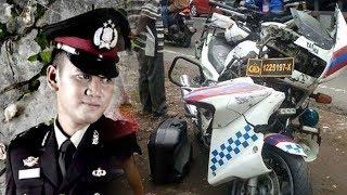 Identitas Polisi yang Tewas Kecelakaan saat Kawal Iring-iringan Mobil di Malang