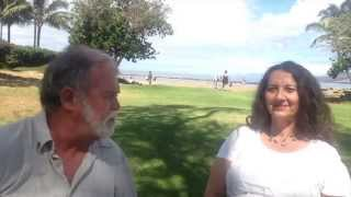 Up Close & Personal – Robin Knox (SeaLily) -South Maui Council Candidate 2014.