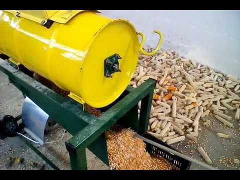 Desgranadora de Maíz. 700 kg/hora