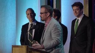 Andrew Jarecki  The Jinx  2015 Peabody Award Acceptance Speech