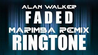 Alan Walker Faded Marimba Remix Ringtone