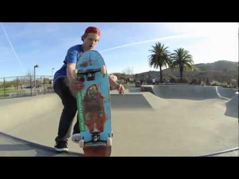 St. Helena and Novato Skatepark