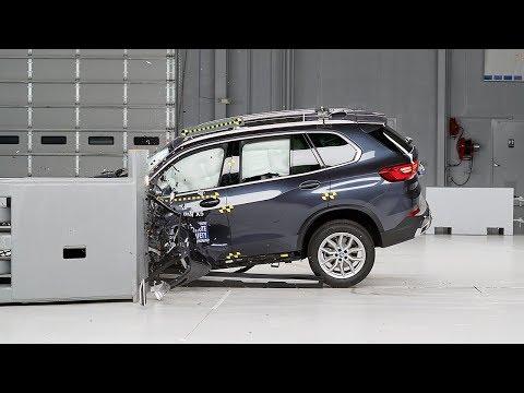 IIHS BMW New X5