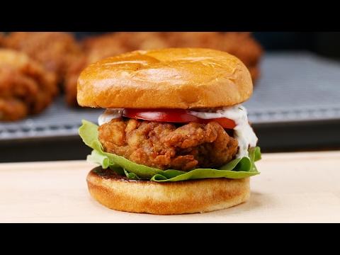 Buttermilk-Fried Chicken Sandwich