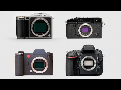 Hasselblad X1D-50C Mirrorless - A game changer??