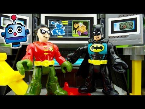 Batman Batcueva Batcave - Juguetes de Batman