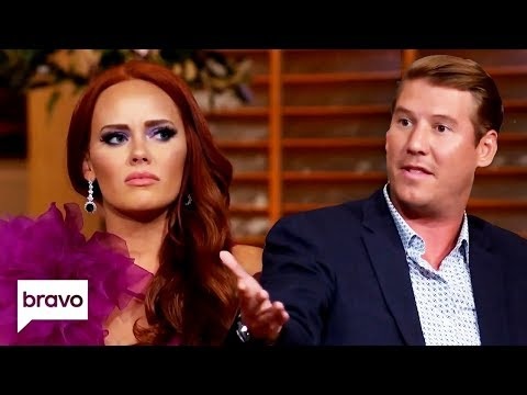 Austen Calls Out Kathryn's Behavior On Watch What Happens Live | Southern Charm Reunion (S6 Ep15)
