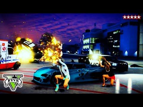 Grand Theft Auto V Walkthrough - GTA 5 Epic Race Playlist!! W