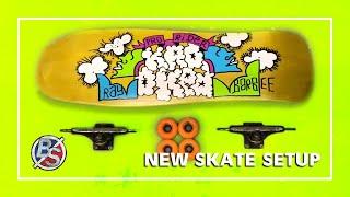 KROOKED SKATEBOARD SETUP – Brand New Ray Barbee Deck [2020]