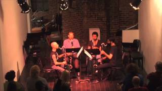 BIG BOTTOM (Spinal Tap) for four bass clarinets (Edmund Welles) live 2014