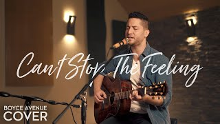 Can't Stop The Feeling - Justin Timberlake (Boyce Avenue acoustic cover) on Spotify & Apple