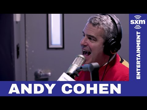 Andy Cohen on joining Anderson Cooper on New Year's Eve // SiriusXM // Today Show Radio