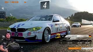 Gran Turismo Sport - FIA Online Gr.4 BMW M4 (заезд #1)