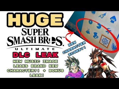 Smash Ultimate Datamine Dlc Leak
