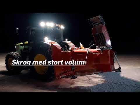 Tokvam snøfres 255HSV - film på YouTube