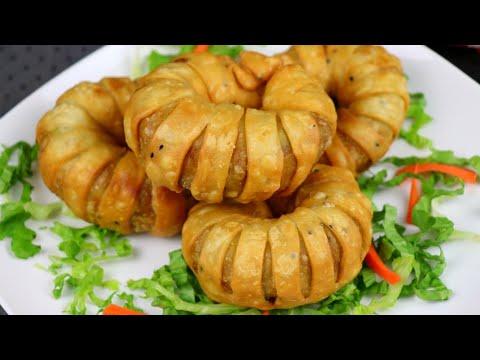 Potato Ring Samosa