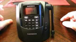 Plantronics Cordless Headset Phone - CT14