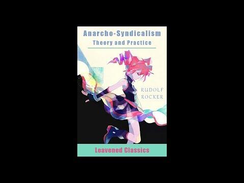 【Labour History】 Rudolf Rocker (1938) Anarcho-Syndicalism - Progressive/Melodic Techno Mix