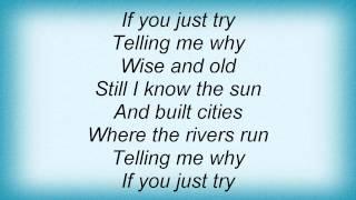 Dandy Warhols - Just Try Lyrics