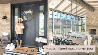 H O M E // Modern Farmhouse Tour