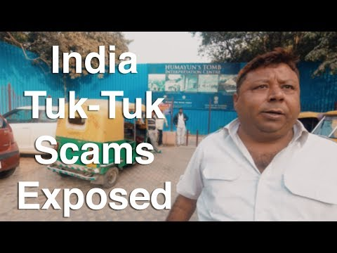 India Rickshaw Scams Exposed & How to Get the Best Price (Save 50%+)