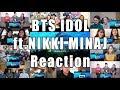 """BTS (방탄소년단) 'IDOL (Feat. Nicki Minaj)' """"Reaction Mashup"""""""