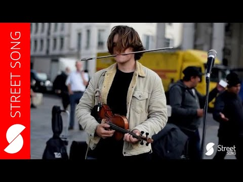 Enjoy an Incredible Street Performance of Pachelbel's Canon