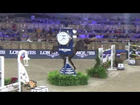 Don VHP Z - CSI5*-W Mechelen 2018 - R1