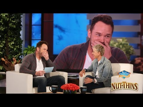 Ellen's Nuttiest Moments (видео)
