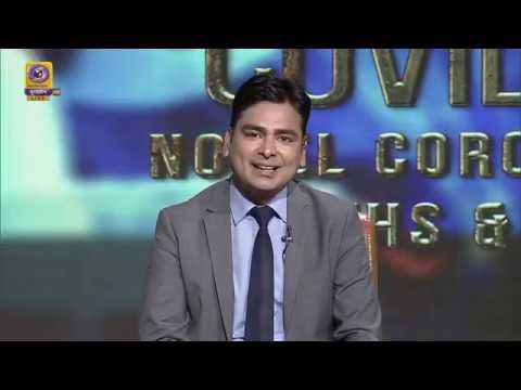 CA Amit Arora - Corona Virus - Dr Sanjay Tyagi Dr Desh Deepak - 23rd March 2020